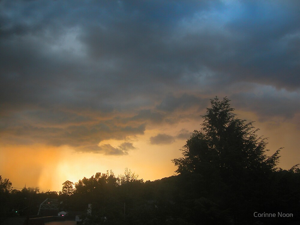 A Brewing Storm by Corinne Noon