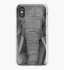 Lawrence the Elephant  iPhone Case/Skin