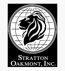 Stratton & Oakmont Inc. Photographic Print