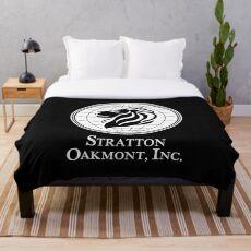 Stratton & Oakmont Inc. Fleecedecke