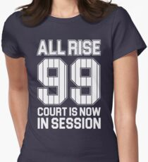 Aaron Judge - NY Yankees Women's Fitted T-Shirt