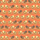 Birds pattern by Gaspar Avila