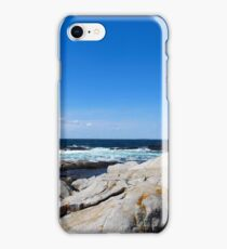 Nova Scotia Ocean Beach iPhone Case/Skin