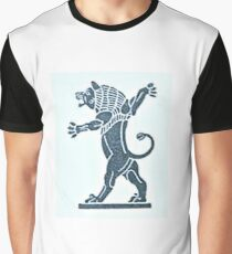 Lion Wants To Hug You Graphic T-Shirt