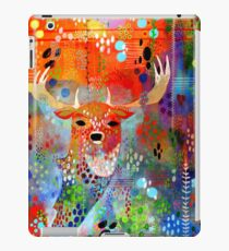 Deer in the Thicket iPad Case/Skin