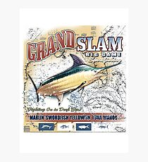 grand slam Photographic Print
