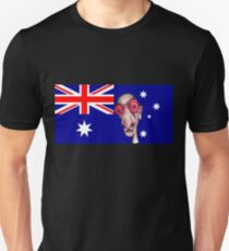 Insomniac Goes to Australia T-Shirt