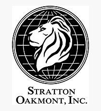 Stratton Oakmont Inc Photographic Print