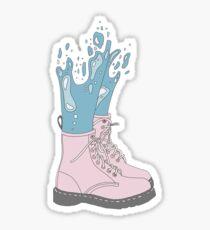 Mermaid Shoes *customizable  Sticker