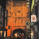 bootham bar, york city by dougie1