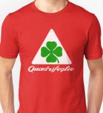 Alfa Romeo Quadrifoglio FILLED CLOVER T-Shirt