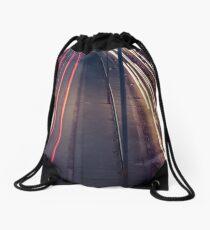 streaks  Drawstring Bag