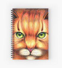 Cuaderno de espiral Warrior Cats Firestar
