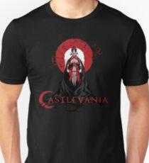 Camiseta ajustada Castlevania - Trevor Belmont - Cazador de vampiros