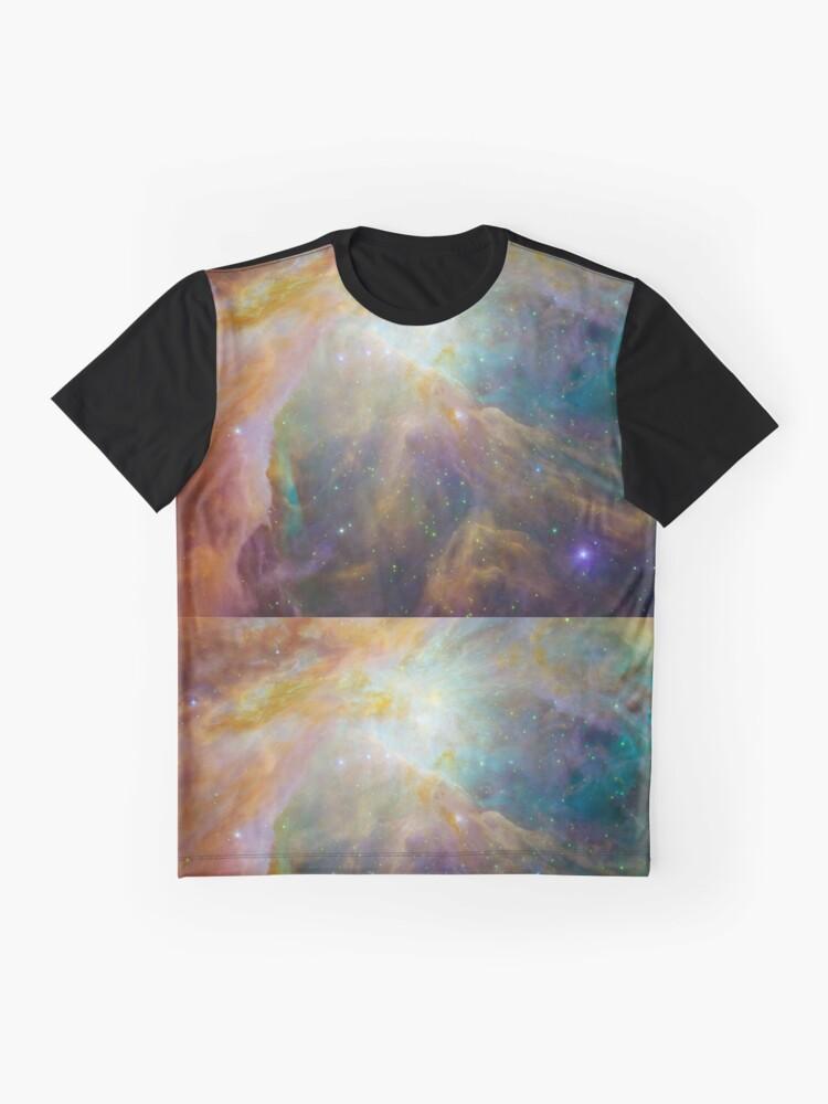 Alternative Ansicht von Orionnebel Grafik T-Shirt