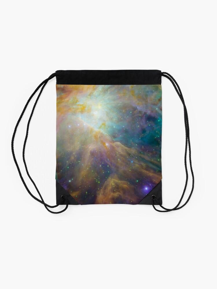 Alternative Ansicht von Orionnebel Turnbeutel