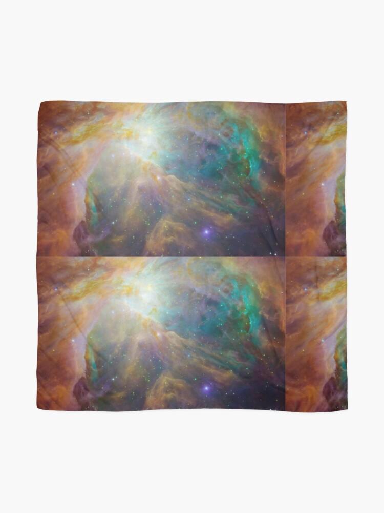 Alternative Ansicht von Orionnebel Tuch