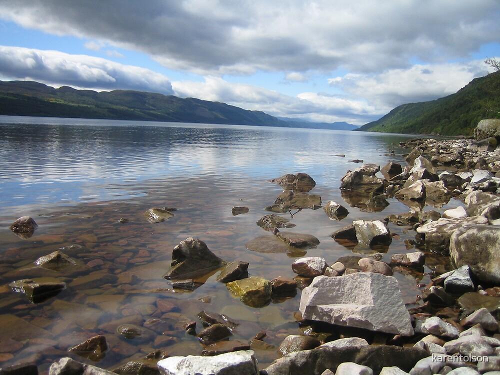 Loch Ness by karentolson