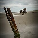 The Peter Iredale by Jeannie Peters