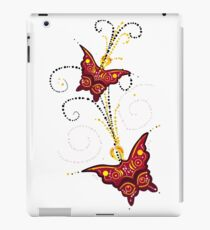 Red Dress, lips and holsters. iPad Case/Skin
