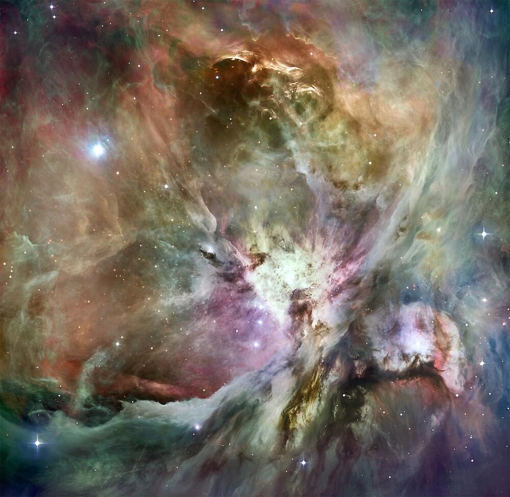 Orion Nebula by luckylucy