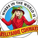 Where In the World is Kellyanne Conway? by blackregent
