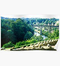 River Nidd Poster