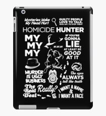 group quote of kenda iPad Case/Skin