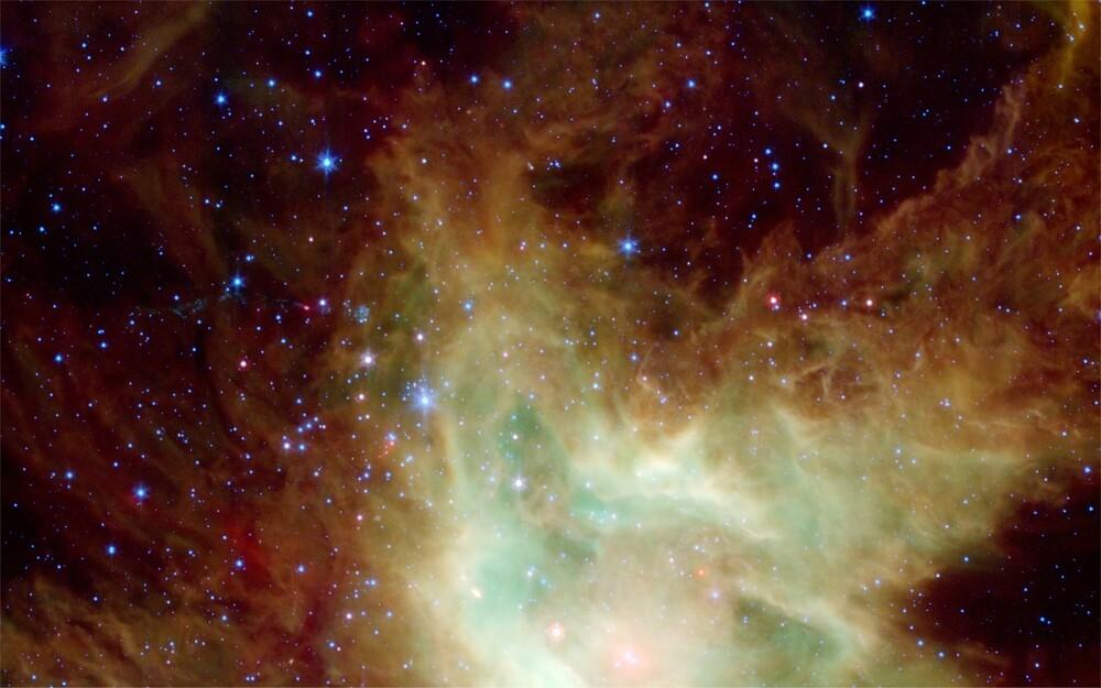 Dark Cone Nebula by luckylucy