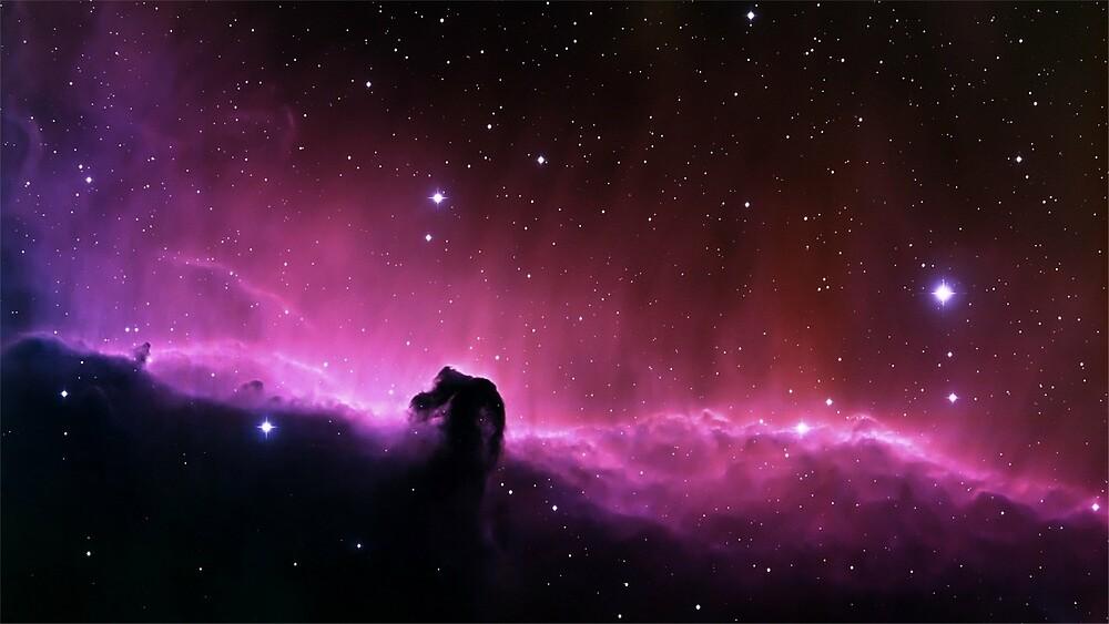 Horsehead Nebula by luckylucy