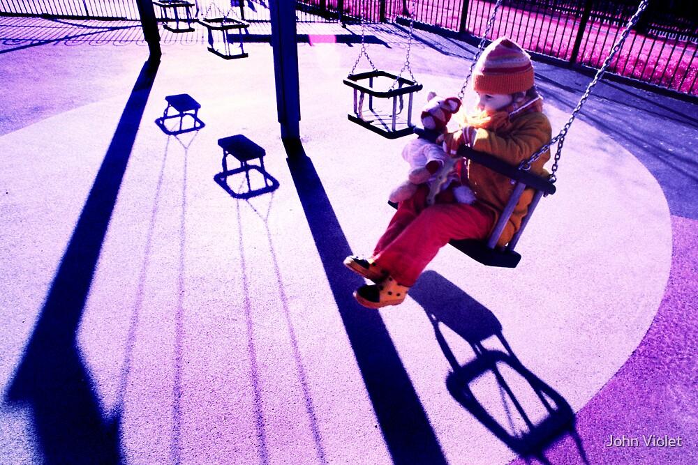 Swings by John Violet