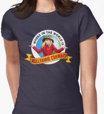 Where In the World is Kellyanne Conway? T-Shirt