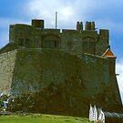 Lindisfarne Castle by Tom Gomez