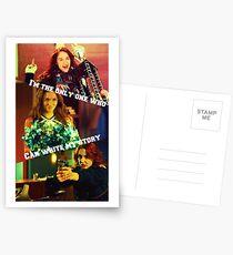 Wynonna Earp- Write My Story  Postcards