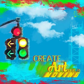 Create Moving Art by Eye4Dogs