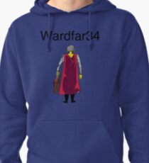 Wardfar34 ready for taking care of business Pullover Hoodie