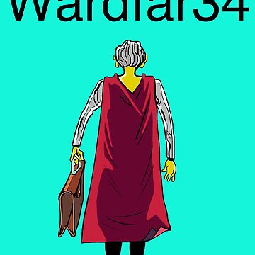 Wardfar34 ready for taking care of business by BalbinaStudio