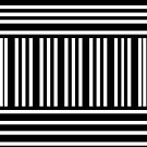 Cool Black and White Stripes Graphic by Greenbaby
