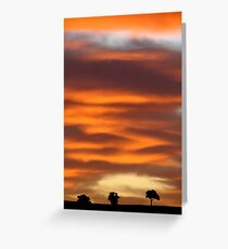 Sunrise - Nairne Greeting Card