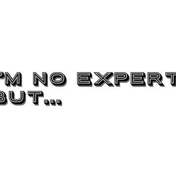 I'm no expert, but... by WIPjenni by WIPjenni
