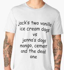 Jenna Marbles vs Jacksfilms Men's Premium T-Shirt