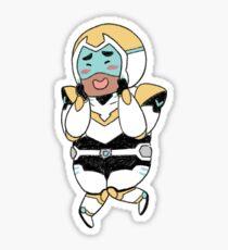 Chibi Hunk Sticker 3 Sticker