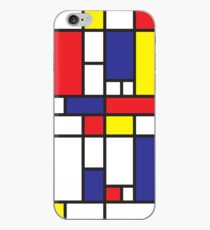 Mondrian Study I iPhone Case