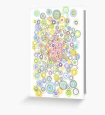 Concavity Greeting Card