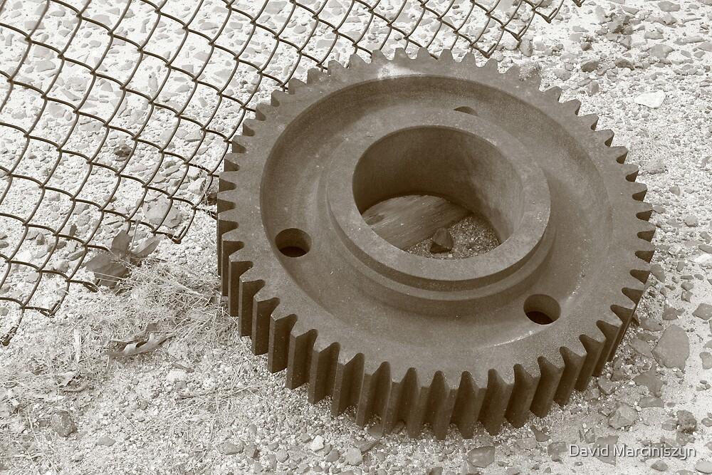 Cogs in a Wheel by David Marciniszyn