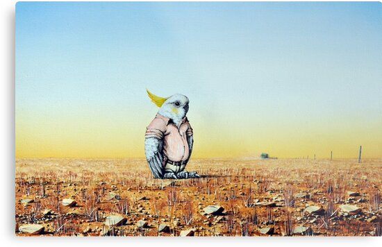 Out Standing In His Field by John  Murray