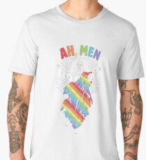 LGBT t shirts - Ah, Men Men's Premium T-Shirt