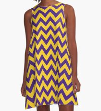 Baton Rouge Gameday Dress 2 A-Line Dress