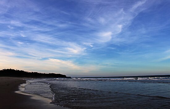 Surf-Beach Narooma by Evita