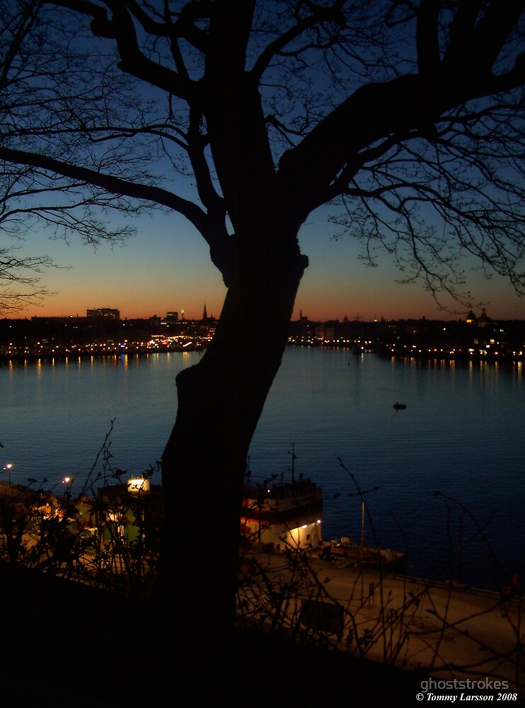 Stockholm by ghoststrokes